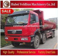 10 Wheel 30 ton howo tipper truck/18.6m3 dump truck