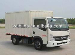 Dongfeng Van Cargo truck GVW:14900kg