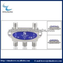 4X1 DiSEqC Switch Singal Digital Satellite TV Control 950-2400 MHz