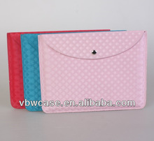 tablet pouch case, tote bag for ipad, leather case envelope pouch for ipad