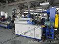 pe de plástico reciclado de pellets de la máquina