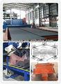 rovan qh69 de la serie de la placa de acero granallado máquina de limpieza para la venta