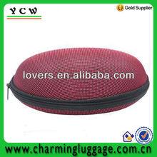 fashion red eva eyeglasses case