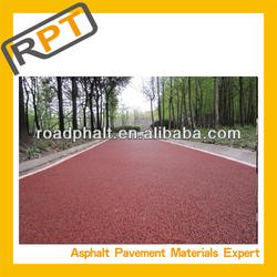 Roadphalt color green bitumen 60/70