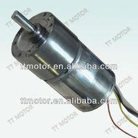 37mm dc brushless gear motor