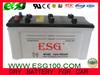 JIS DRY CHARGED LEAD ACID VEHICLE BATTERY N165 165G51(R.L)