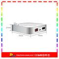 mah 6600 chino de alta calidad usb venta caliente banco de potencia para smartphone