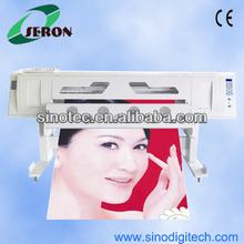 Seron-E160/E180/E320 dx5 printhead eco solvent printer, eco solvent printer 3.2m, eco solvent digital printer