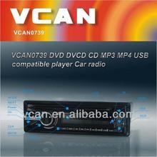 VCAN0739 DVD DVCD CD MP3 MP4 USB compatible mp4 digital player driver