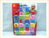 Capital English letters plastic magnetic alphabet letters