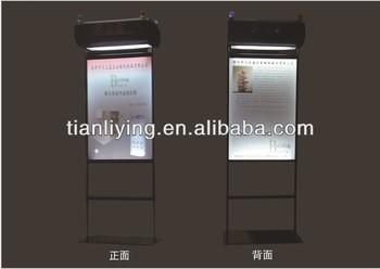 longevity,solar panel,Huge power,The outdoor Display shelf ,professional manufacture.modern design Solar LED advertisement shelf