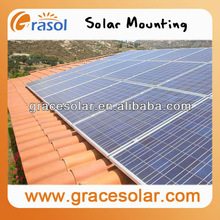 Solar Photovoltaic Roof Mount Fixings