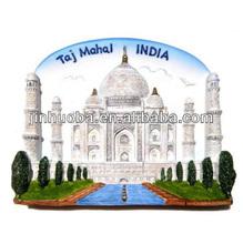 Taj Mahal,India,High quality resin 3D fridge magnet