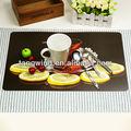 Eco- freundlich gute qualität custom restaurant papier tischsets