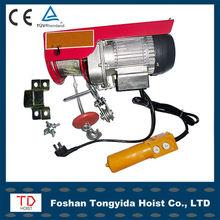 50Hz remote control mini lightweight electric hoist