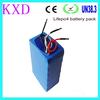 China supplier e-bike lifepo4 battery 36v 16ah
