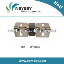 Small box hinge jewelry box hardware accessories B05