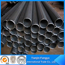 Supplying black iron steel tube with high quality
