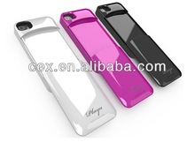 for iPhone 4 4S Slider Credit Card Holder Hard Case Cover Shell Drawer Locker