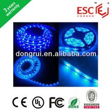 DC12V led strip light 3528 120leds/M architecture decorative lighting,epoxy glue waterproof IP65