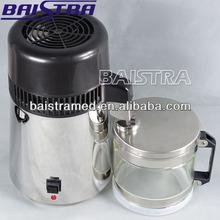 Table top auto fill water distiller/water distiller system