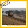 Roadphalt color yellow hot bitumen