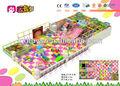 Brillo equipo del patio interior, chico zona de juegos para la venta, arco iris de la escalera de interior- spielplatz