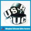 2014 Ruckus Bracelet One Inch Silicone Wristbands Factory Direct Sale