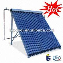 solar copper smooth surface collector
