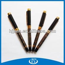 High Quality Business Gift Gold Metal Fountain Pen Pentel Pen