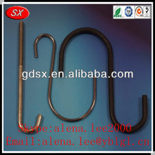ISO/SGS passed metal hanger hooks/various shape metal lantern hooks/metal hook and hanger