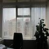 decorative vertical blinds parts, vertical blind rail