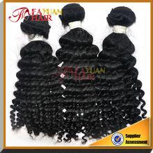 FAYUAN Hair New Arrival Full Cuticles Brazilian Hair Curly Wave