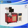 Gold rings marking machine with good price YAG 50W laser marking machine