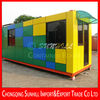 Happy New Year! Green Design Shipping Container Coffee Bar(20ft&40ft)