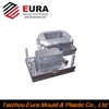 High quality turnover box mould and plastic crate mould made in China mould manufacurer