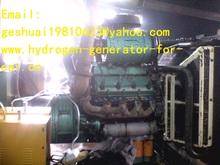 65% Hydrogen 35% diesel fuelled Electricity Gensets