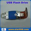 2gb 4gb 8gb Car Key USB Leather pen drive