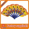 Fashionable hot selling high quality promotional paper fan
