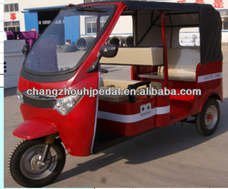 Passenger e rickshaw for Asian market