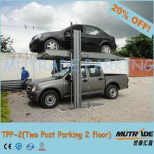 High Quality Hydraulic Six Car Parking Facility