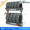wheel tire display