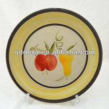 stoneware plate,antique porcelain plates,china plates hand painted decorative