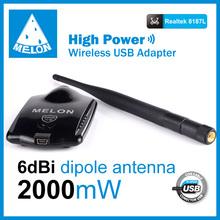 802.11B/G realtek usb wireless adapte,8187L,54Mbps,usb 2.0 interface