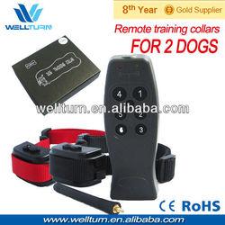 Hot dog training collar waist bag for training