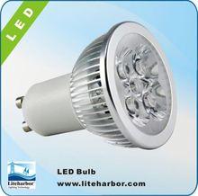 Wholesale - High power CREE led bulb 5W 5x1W Led Lighting Lamps Spotlight bulbs gu10 led