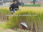 Rice combine harvester tractor