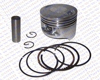 63.5MM 15MM Piston Kit Rings 200CC Lifan ZongShen Kaya Xmotos Apollo orion Loncin kids dirt bikes Parts