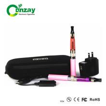 Top Selling E Cigarette ego starter kit Clear Atomizer ce5 ce6 ce7 ce8 ce9 ce4 ego k starter kit