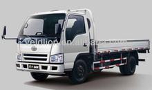 WS Dongfeng 7Ton dump cargo truck van